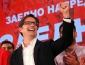 بندندوفسكى يؤدى اليمين الدستورى رئيسا لمقدونيا الشمالية
