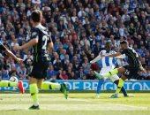 مانشستر سيتي يقتل المباراة بالهدف الرابع ويضع يدا على الدوري الإنجليزي