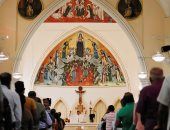 انطلاق أول صلاة بكنيسة فى سريلانكا بعد هجمات عيد الفصح