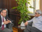 محافظ الإسكندرية يستقبل سفير الفلبين لتعزيز العلاقات بين الجانبين