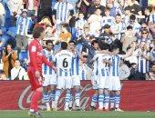 ريال سوسيداد ضد الريال.. الملكى يسقط بثلاثية فى الليجا