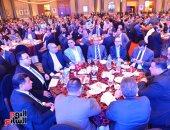 """شخصيات عامة ورؤساء لجان نوعية ونواب فى فى حفل إفطار """"مستقبل وطن"""""""