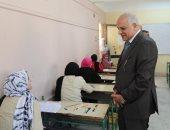 صور.. محافظ الجيزة يتفقد لجان امتحانات الإعدادية ببولاق والدقى