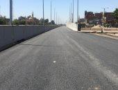 انتهاء تطوير طريق بنها ـ المنصورة نهاية يونيو بتكلفة 1.317 مليار جنيه