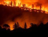 اتساع رقعة حرائق الغابات فى مقاطعة ألبرتا الكندية