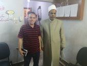 أوقاف بنى سويف: نسد عجز الأئمة بخطباء المكافأة ونطالب بتجديد الخطاب الدينى