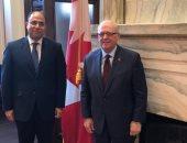 رئيس مجلس الشيوخ الكندى يزور مصر خلال أيام