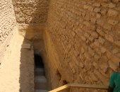 ماذا تم إنجازه فى المقبرة الجنوبية لهرم زوسر؟ قطاع المشروعات يجيب