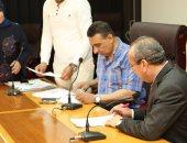 محافظ كفر الشيخ يناقش 32 شكوى فى لقاء المواطنين