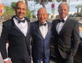 نجيب ساويرس يحضر فعاليات افتتاح مهرجان كان السينمائى فى دورته الـ72