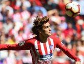 أتلتيكو مدريد يطالب برشلونة بـ200 مليون يورو لضم جريزمان فى بيان رسمى