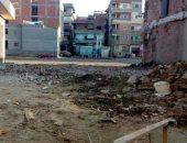 قارئ يشكو من انتشار مياه الصرف الصحى بقرية سلكا بالمنصورة