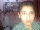 صور.. مأساة طالب إعدادى بالقليوبية فقد بصره.. وأسرته تناشد علاجه