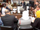 محافظة بنى سويف تنهى استعداداتها لامتحانات الصف الأول الثانوى بالنظام الجديد