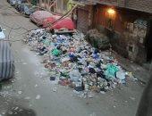 شكوى من انتشار القمامة فى حى الساحل بشبرا