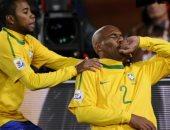 جول مورنينج.. مايكون يسجل أفضل هدف فى تاريخه مع البرازيل