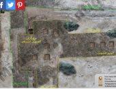 موقع أجنبى يسلط الضوء على اكتشاف بقايا قلعة عسكرية فى سيناء
