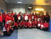 الكاراتيه يطير إلى تونس للمشاركة فى البطولة العربية