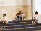 بركة رمضان رحمة وغفران.. أجواء إيمانية بالجامع الأزهر