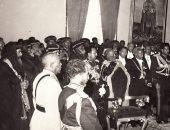 شاهد.. صور فوتوغرافية توثق العلاقات المصرية الأثيوبية عبر التاريخ