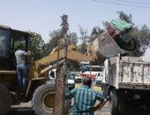 محافظ أسيوط ومدير الأمن يقودان حملة مكبرة لإزالة التعديات بمواقف السيارات