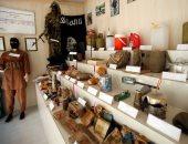 صور.. متحف كردى يوثق حقبة تنظيم داعش فى العراق