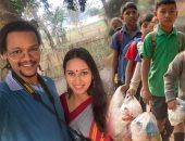 علشان يحافظوا على البيئة.. مدرسة فى الهند تأخذ نفايات بلاستيك بدل المصاريف