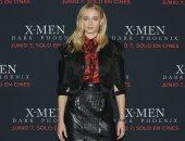 صوفى تيرنر فى المكسيك للترويج لفيلمها الجديد X-Men Dark Phoenix