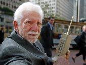 الجندى المجهول.. تعرف على مارتن كوبر مخترع الهاتف المحمول