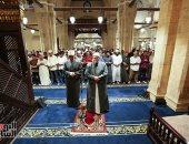 """""""الأزهر الشريف"""" قبلة المصريين لصلاة التراويح"""
