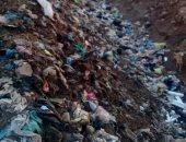 أهالى شارع المدينة المنورة بأرض اللواء يشكون انتشار القمامة