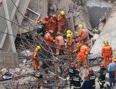 مصرع شخصين وإصابة 13 آخرين إثر انهيار مبنى فى مدينة كراتشى الباكستانية