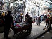 حملة ليلية لازالة اشغالات الطريق وسط الإسكندرية
