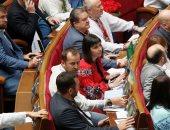 صور.. البرلمان الأوكرانى يقرر تنصيب زيلينسكى رئيسا جديدا للبلاد 20 مايو الجارى