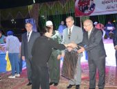جامعة أسيوط تكرم أسر الشهداء والمصابين احتفالاً بذكرى انتصار العاشر من رمضان
