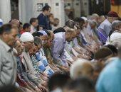 مسجد السيدة زينب قبلة المصلين فى شهر رمضان