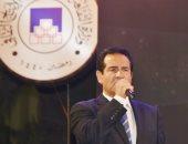 محمد ثروت يحيى حفل ذكرى انتصارات العاشر من رمضان