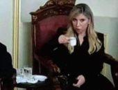نائبة لبنانية تثير الجدل بسبب شربها القهوة فى نهار رمضان