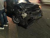 قارئ يشكو من تكرار الحوادث بطريق جوزيف تيتو بجوار طريق المطار