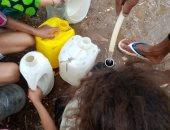 قارئ يشكو من انقطاع مياه الشرب عن عرب الحروبة بمركز دشنا