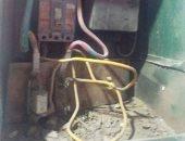 شكوى من تهالك محول الكهرباء بمنطقة كفر طهرمس الجيزة
