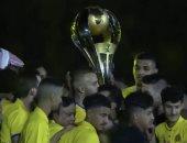 مراسم تتويج النصر بلقب الدوري السعودي.. فيديو
