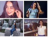 أجمل 10 ملكات فى ملاعب الاسكواش.. صور