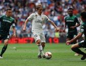 هل يرحل مودريتش عن ريال مدريد بعد المباراة رقم 200؟