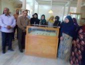 صور متحف الوادي الجديد يحتفل باليوم العالمي للمتاحف بمعرض للتراث الواحاتي