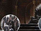 خطأ الدقائق الـ3 فى نهاية Game of Thrones.. كيف فهم jon snow وtyrion lannister وArya Stark خطاب Daenerys Targaryen لجنود Dothraki؟.. كاتبا السيناريو أبرزا ذكاء التنين ونسيا جهل الشخصيات باللغة.. صور