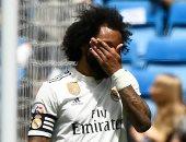 مارسيلو خارج حسابات ريال مدريد ضد كلوب بروج فى دورى الأبطال