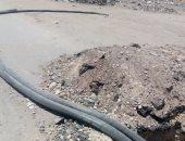 انقطاع الاتصال عن خطوط 180 بالإسكندرية بسبب أعمال الصيانة