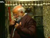 فيديو.. رئيس وزراء الهند يؤدى طقسا دينيا بعد انتهاء الانتخابات