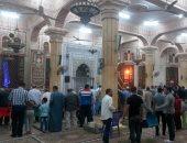 صور.. صلاة التراويح بمسجد أولاد الزبير بالغربية